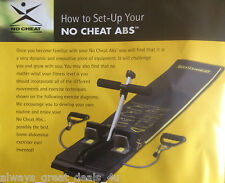 No Cheat Abs_Electronic Sit-up Machine