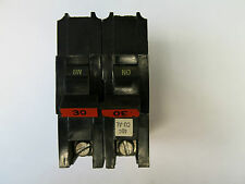 FPE NA230 (NA2P30) 2 POLE 30 AMP 120/240 VOLT Stablok Circuit Breaker- Warranty