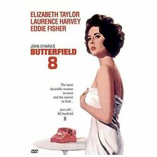 Butterfield 8 (DVD, 2000) Leading Role: Elizabeth Taylor NEW