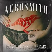 AEROSMITH - BACK IN THE SADDLE AGAIN (LIVE RADIO BROADCAST)  2 CD NEW+