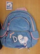 Diddlina Rucksack Schule Tasche Rosa Blau Restposten Kinder Sammler Stück