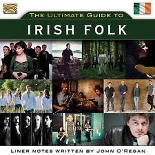 Various Artists - Ultimate Guide to Irish Folk / Various [New CD]