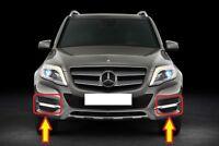 Neu Original Mercedes Benz GLK Klasse X204 Facelift Vorne Stoßstange Grill Satz