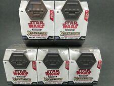 5x Disney Star Wars Science Xcavations Series 1 Creature Crates