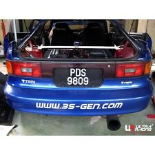 Steel 2 Pts Rear Strut Bar For Toyota Celica ST183 2.0 (2WD) '91 Ultra Racing