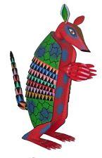 Alebrije Mexican Oaxaca Folk Art Armadillo Cirilo Rios Crossroads Trade Fair