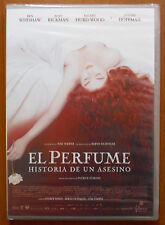 El Perfume: Historia de un Asesino [DVD] Tom Tykwer, Dustin Hoffman ¡¡NUEVO!!