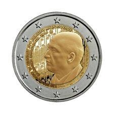 """Greece 2 Euro commemorative coin 2016 """"Dimitri Mitropoulos"""" UNC **NEW**"""