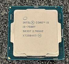 Intel Core i5-7500T Quad-core 2.70 GHz LGA-1151 Desktop Processor SR337