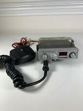 Realistic CB Radio 40 Channel Model TRC-415 with Mic & Mounting Bracket