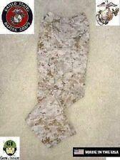 US Marine Corps USMC MARPAT Army Desert Digital Tarnhose Hose pants Large X Long