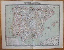 Grafiken & Drucke aus Spanien mit Landkarten-Motiv