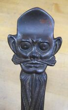 Antique Cast Iron IMP ELF GNOME PIXIE Decorative Art Letter Opener Page Turner