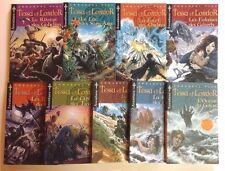TESSA ET LOMFOR tomes 1 à 9 Emmanuel Viau roman jeunesse fantasy COMPLET