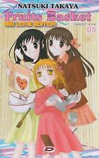 DY0019 - Manga - Dynit - Fruits Basket Big Love Edition 5 - Nuovo !!!