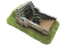 Fallout Bunker, Scenery for 40K, sci-fi and Post Apocalyptic games
