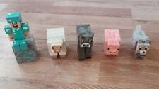 * Elige tu favorita Minecraft de 3 Pulgadas de figuras de acción serie 4