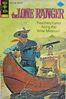 The Lone Ranger #18 Vol. 2 Gold Key Comic Bronze Age 1974 VG Western