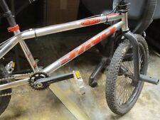 "Vintage 1980's Chrome GT Dyno VFR 20"" freestyle race bmx bike rare old school"
