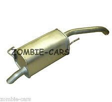 FITS NISSAN NOTE E11 1400cc EXHAUST REAR SILENCER BACK BOX 06-09