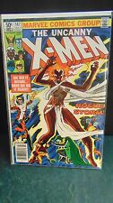 UNCANNY X-MEN #147 ROGUE STORM ARCADE DR DOOM 1981 VF-