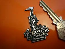 "Raleigh PALETTA Autoadesivo BICICLETTA BADGE 1.75 ""RUNABOUT bici ciclomotore CHOPPER"