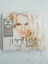 CD Album : Britney Spears - Femme Fatale (2011) deluxe version 4 bonus tracks