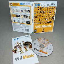 Wii Music Nintendo Wii Game B191