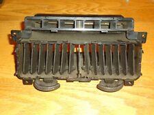 90-96 Nissan 300ZX Z32 Center Dash Vents Assembly