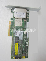 1PC HP 435129-B21 444843-001 E500/256 2-ports Ext PCIe x8 SAS card