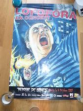 LOFOFORA - Affiche de concert / Tour poster MEMOIRE DES SINGES !!!