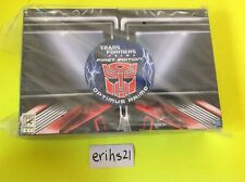 Optimus Prime SDCC 2011 Transformers Prime First Edition Matrix Leadership NEW