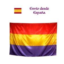 BANDERA DE ESPAÑA RASO *ultimo stock* SIN ESCUDO 150X90 ENTREGA INMEDIATA
