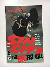 Sin City  #4 of 5  NM  Dark Horse comic 1995 Miller Big Fat Kill