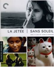 Jetee/Sans Soleil [Criterion Collection] (2012, Blu-ray NEUF) (RÉGION A)