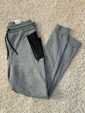 Only Sons Mens Joggers Sweatpants Grey Casual Workout Gym Athletic Comfy