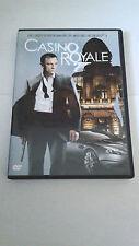 """DVD """"007 CASINO ROYALE"""" DANIEL CRAIG EVA GREEN MADS MIKKELSEN"""
