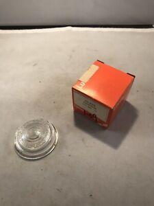 Triumph, Mini, Austin Healey NOS Glass Turn Signal Lens