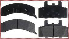 FRONT BRAKE PADS FOR CHEVROLET K1500 K2500 PICKUP / SUBURBAN 1988 - 1999