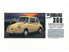 NEW ARII 1958 SUBARU 360 1/32 Scale PLASTIC MODEL KIT OWNERS CLUB SERIES