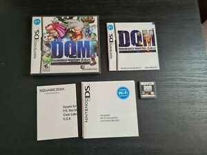 Dragon Quest Monsters Joker DS (Nintendo DS) Boxed with manual. VGC. Free P+P.