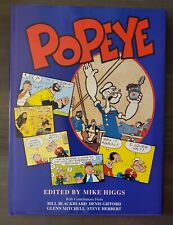 Popeye edited by Mike Higgs - Hardcover / Bookjacket