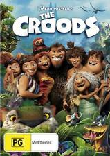 THE CROODS : NEW DVD