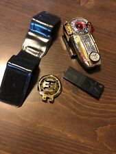 Power Rangers ZEO Gold ZEONIZER morpher megazord communicator 1996