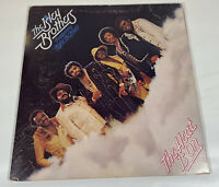 The Isley Brothers THE HEAT IS ON Vinyl LP T-Neck PZ 33536