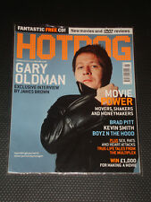 HOTDOG magazine #11, 2001 Gary Oldman, Brad Pitt, Kevin Smith, Boyz N The Hood