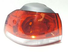 VW GOLF MK6 HATCHBACK 2009-2013 REAR TAIL LIGHT LEFT PASSENGER N/S NEW