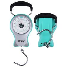 Goture Portable Fishing Scale 34kg/75lb Hanging Hook Scale with 1M Tape