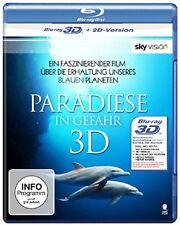 Paradiese in Gefahr (SKY VISION) [3D Blu-ray + 2D Version] - NEU