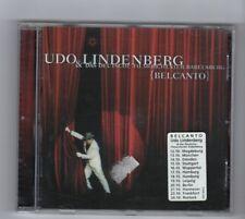 (HW239) Udo Lindenberg, Belcanto - 1997 CD